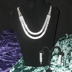 Jewelry - Double Row Austrian Crystal Necklace